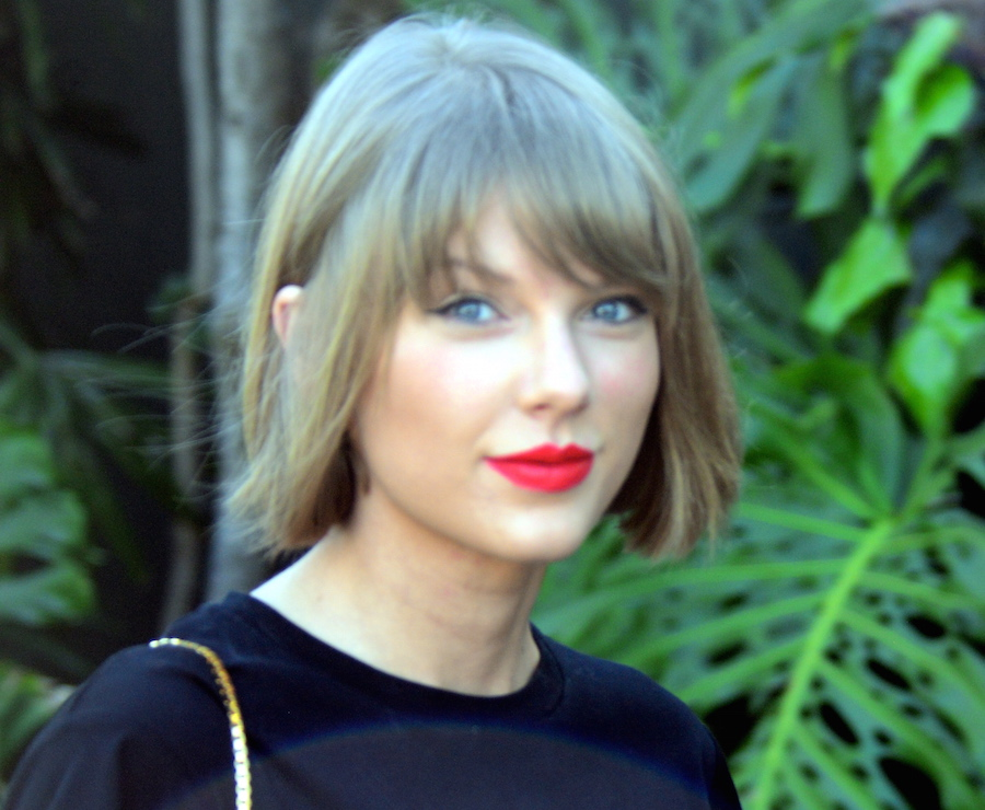 Taylor Swift fans have a theory about what her next album might be called
