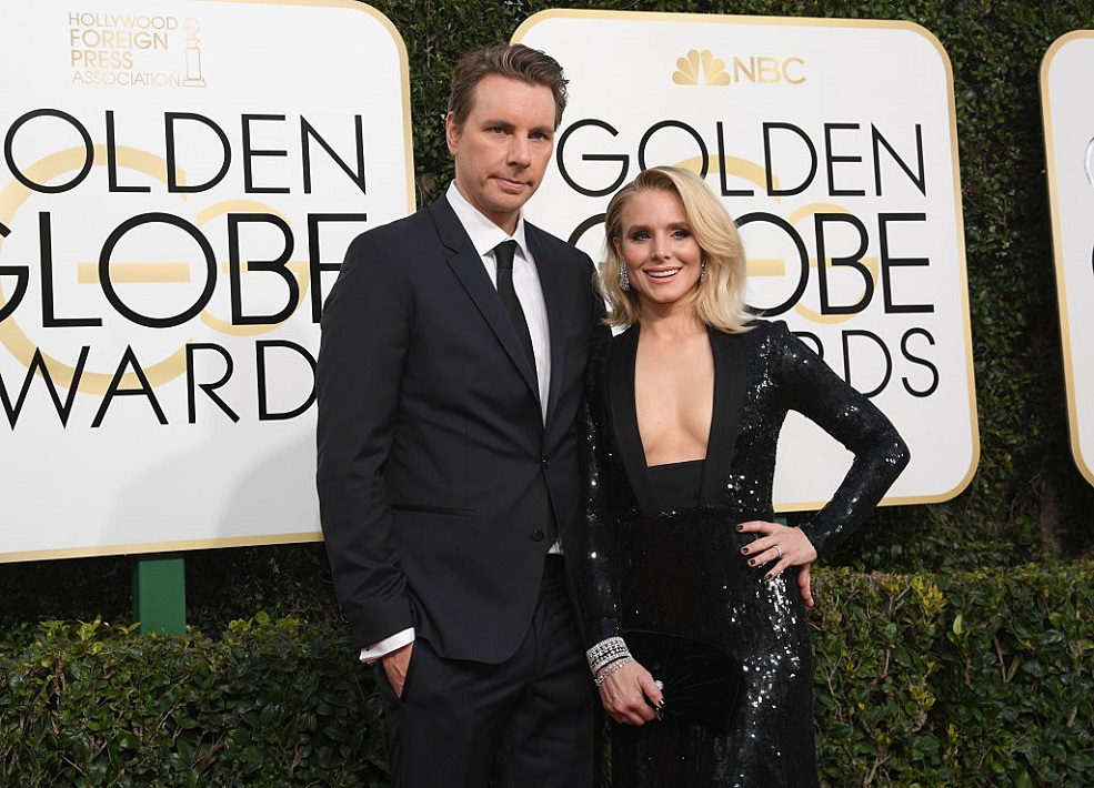 Kristen Bell admitted that Dax Shepard broke up with her once