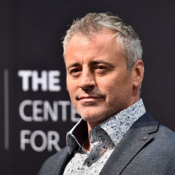 While we're not ready for Matt LeBlanc to retire, his plans for retirement are kind of amazing