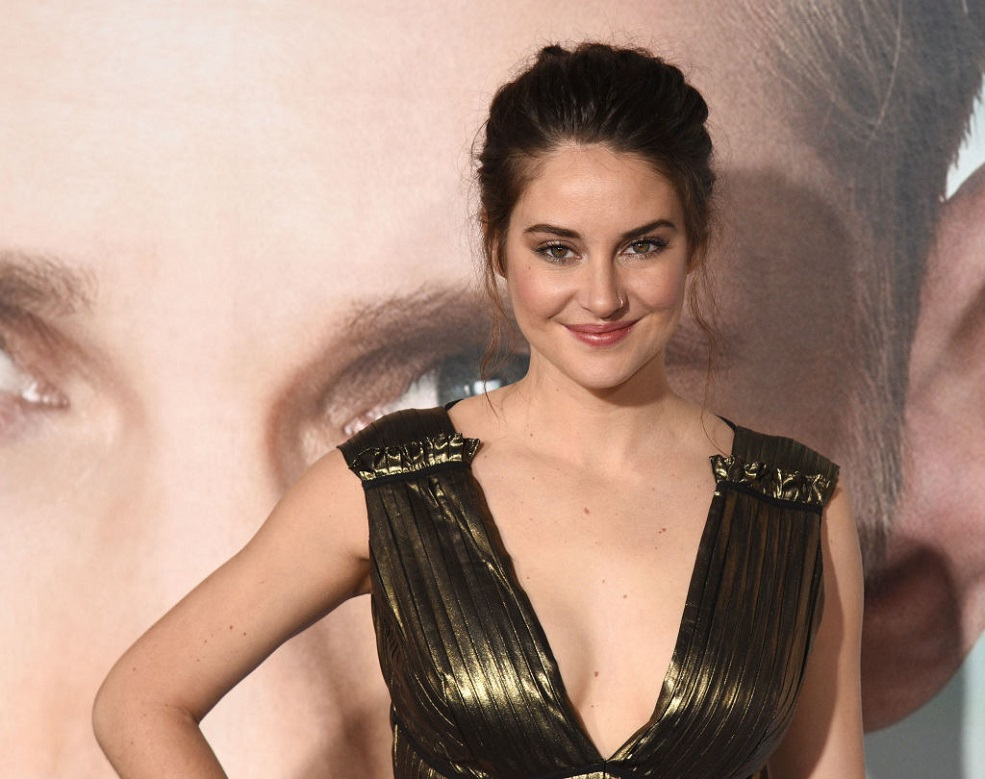 Shailene Woodley might be running for office someday
