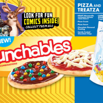 Everyone's favorite Pizza Lunchables are BACK