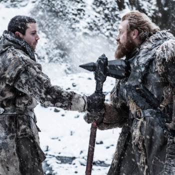 "A death scene was almost improvised on ""Game of Thrones,"" and honestly, how dare you"