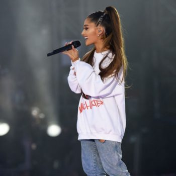 Ariana Grande canceled a show for health reasons, and we're hoping everything's okay