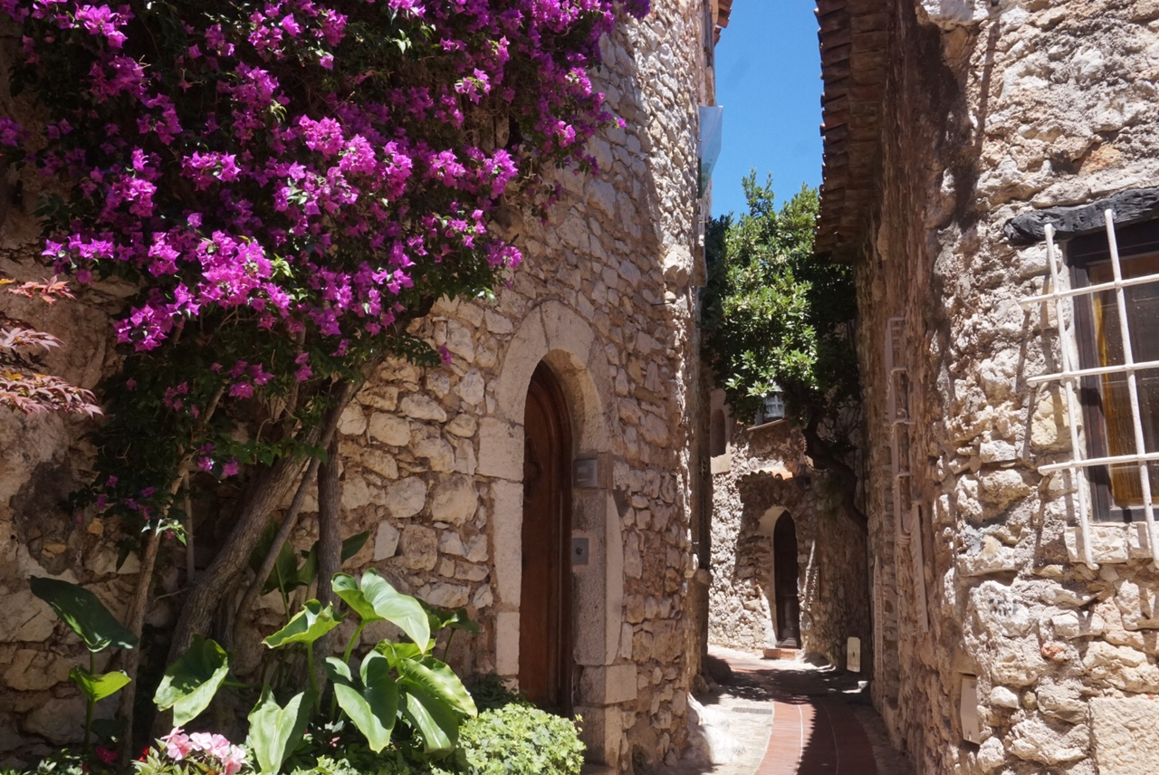5 towns to visit in the South of France that will make you feel like Belle
