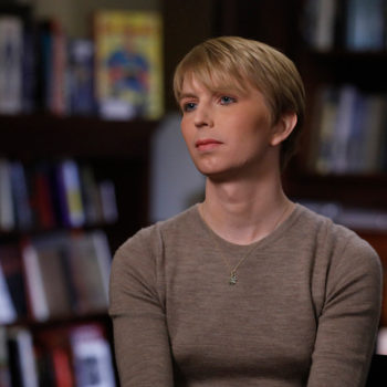 Chelsea Manning's essay about the power of makeup is required reading