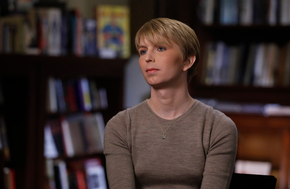 Chelsea Manning S Essay About The Power Of Makeup Is