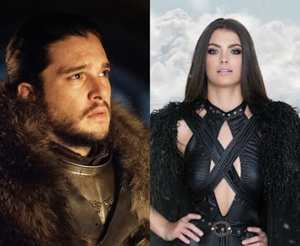 "This sexy Jon Snow costume is perfect for your next ""Game of Thrones"" binge or cave adventure"