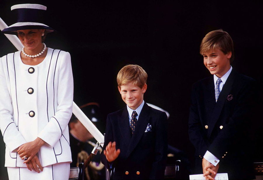 Princes Harry and William just opened up about the moment they learned of Diana's death