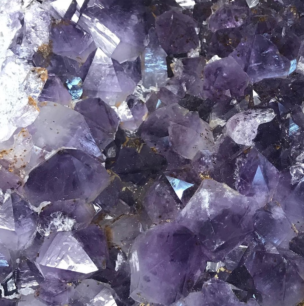 You can smell like your favorite crystal, thanks to Elizabeth and James' new Amethyst perfume
