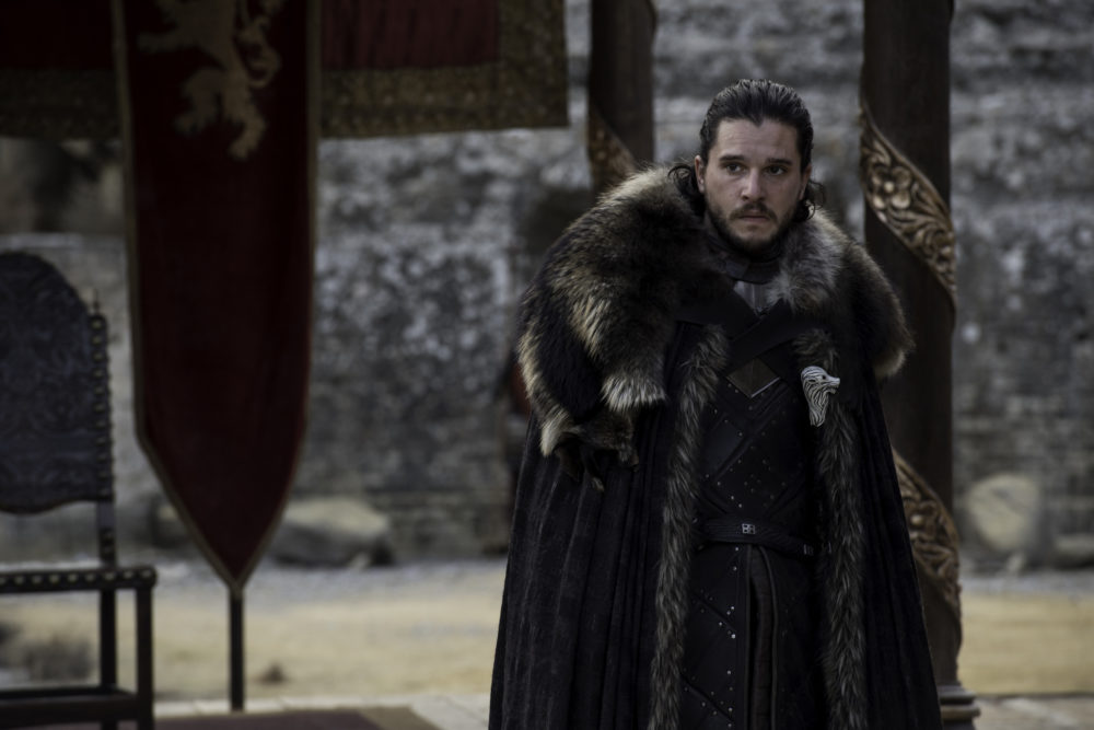 "Jon Snow's real name was finally revealed on ""Game of Thrones,"" but let's agree to never call him that"