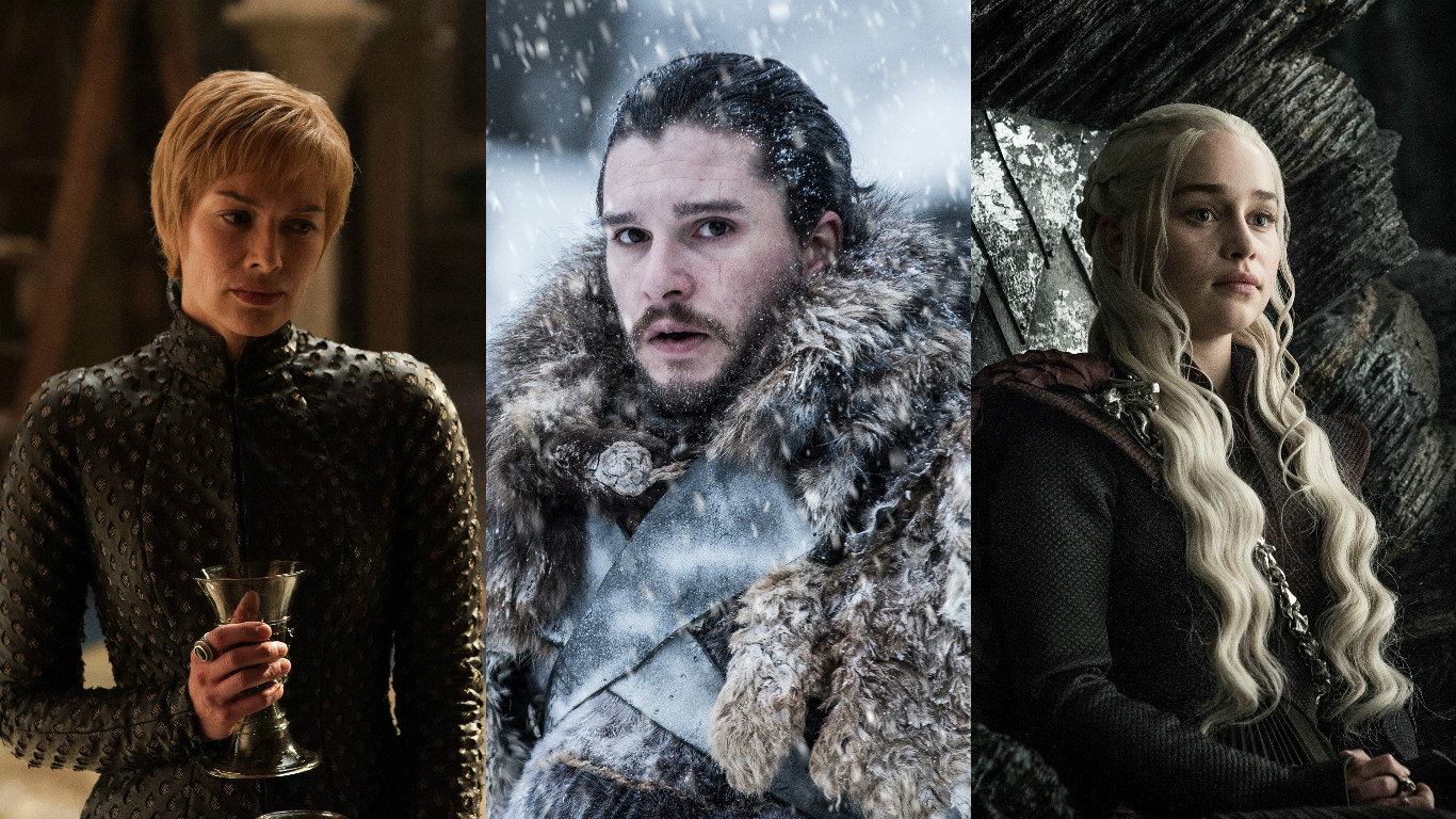 "There are only 79 minutes left of ""Game of Thrones"" this season, and I have 21 unanswered questions"