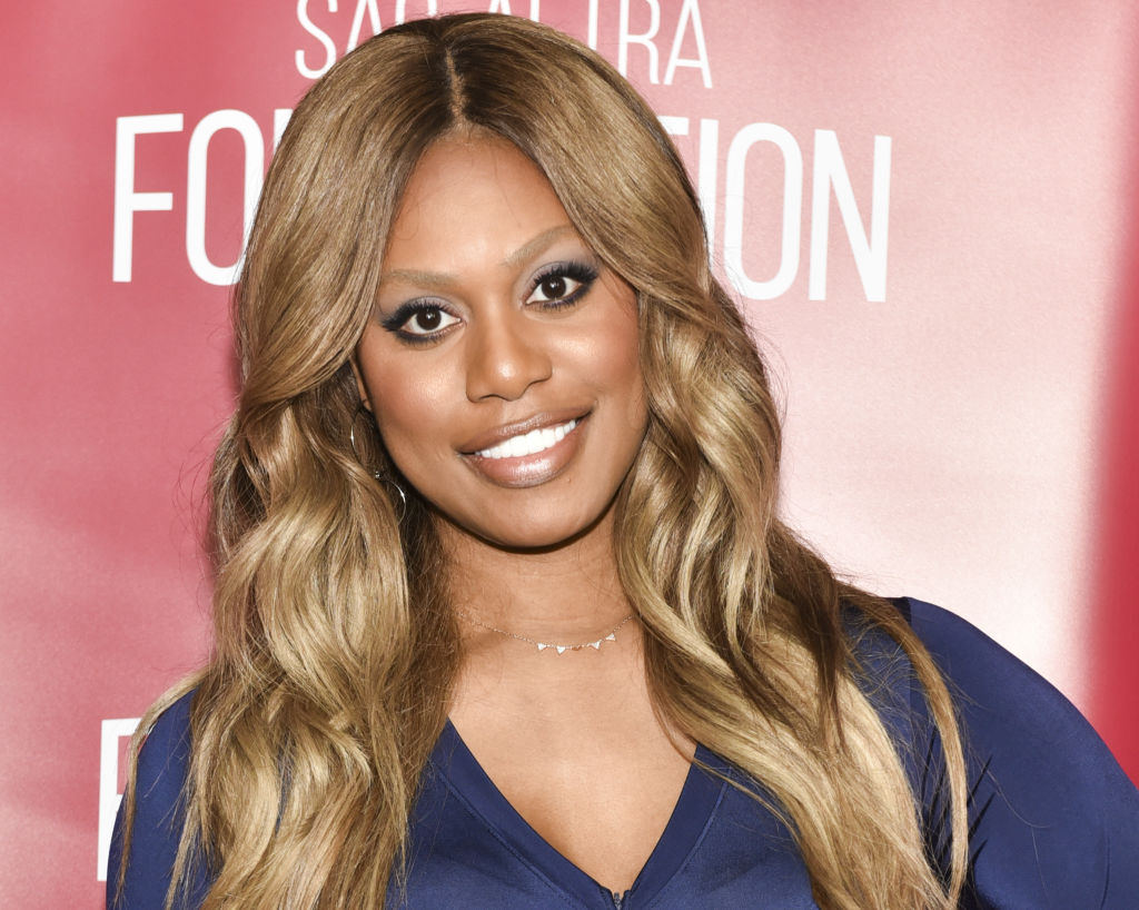 Laverne Cox doesn't wear makeup on dates for this powerful reason