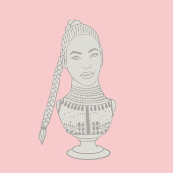 In honor of Beyoncé's birthday, a bust fit for a queen