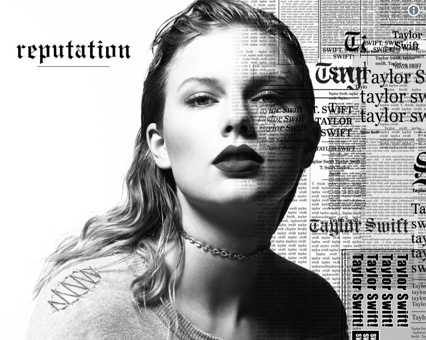 """Taylor Swift fans think her """"Reputation"""" choker has a secret meaning"""