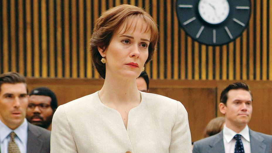 Marcia Clark is making a TV show that's just like her life, and Sarah Paulson must play the lead