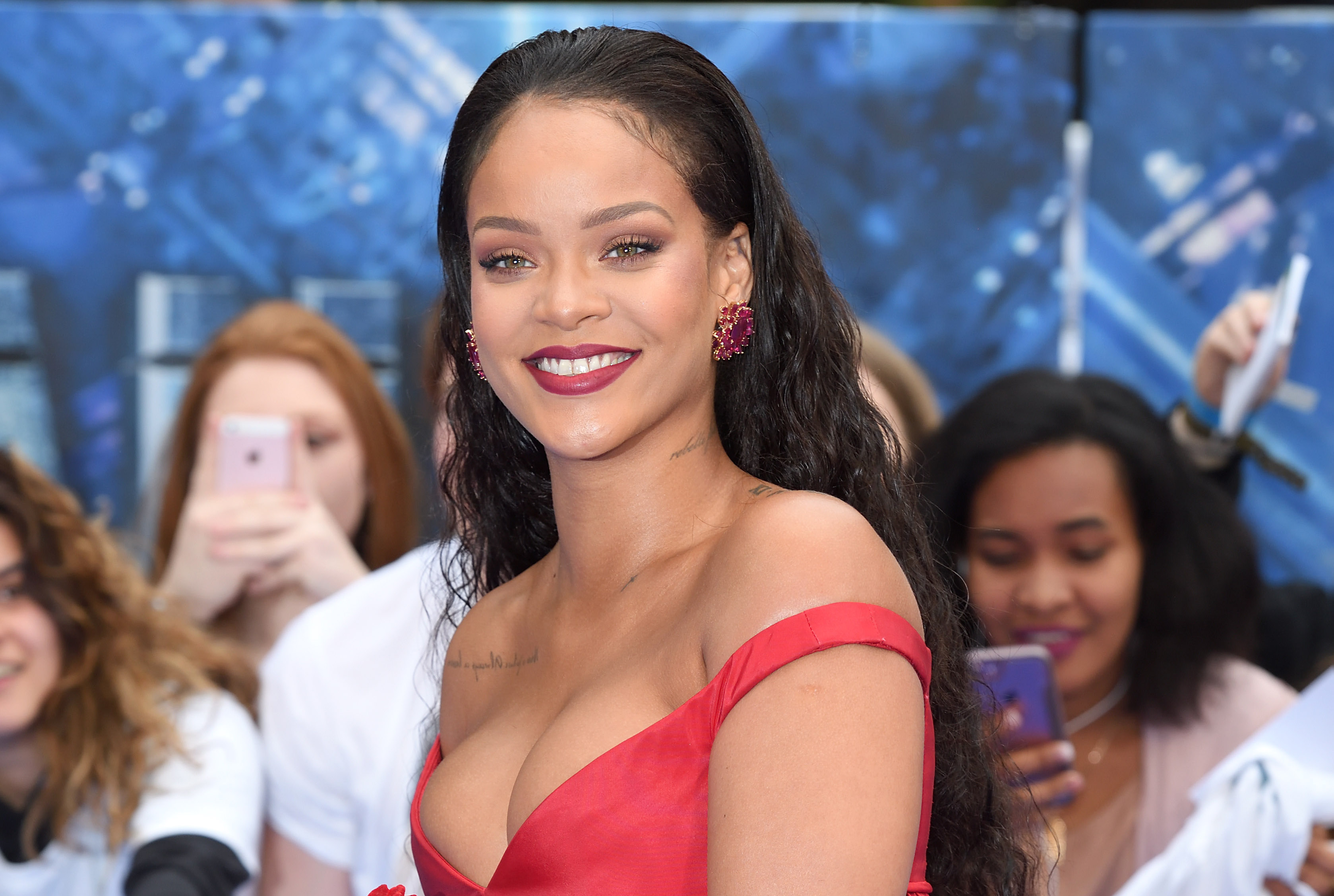 You can win a chance to attend Rihanna's Diamond Ball for just $1