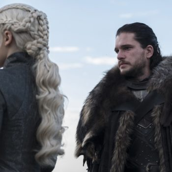 """Dany's hair on """"Game of Thrones"""" might actually be a fierce tribute to Khal Drogo"""