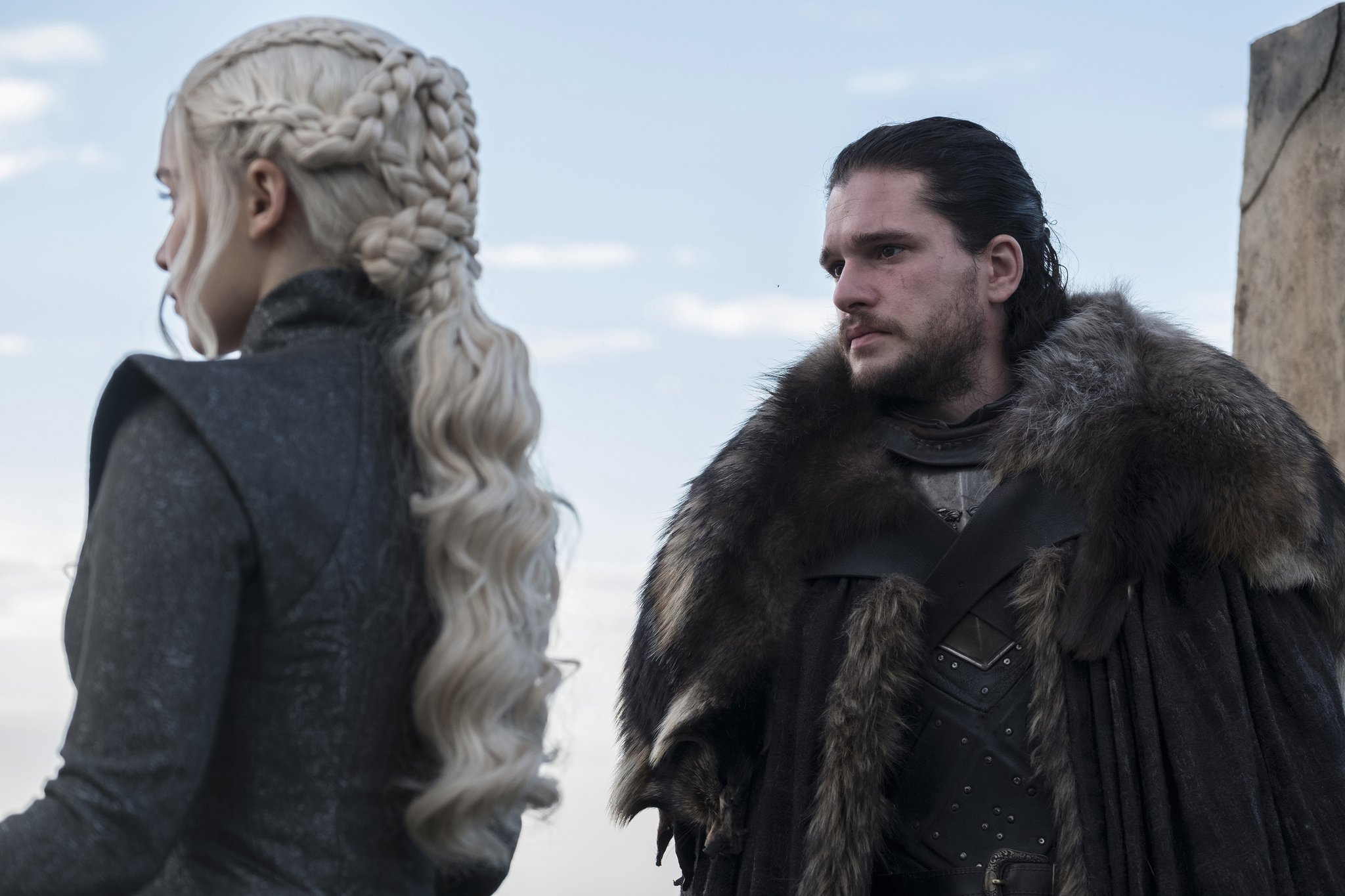 "Dany's hair on ""Game of Thrones"" might actually be a fierce tribute to Khal Drogo"