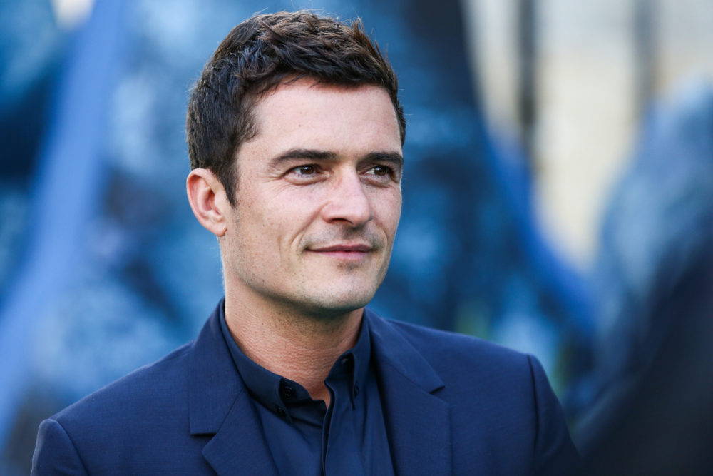 Orlando Bloom just landed his first TV show, and sign us up immediately