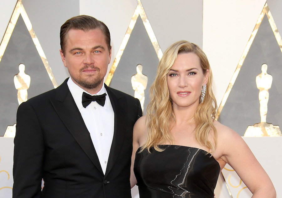 """Kate Winslet and Leonardo DiCaprio still recite """"Titanic"""" lines to each other, because they will never let go"""