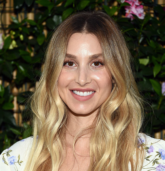 Whitney Port got super real about how much breastfeeding hurts