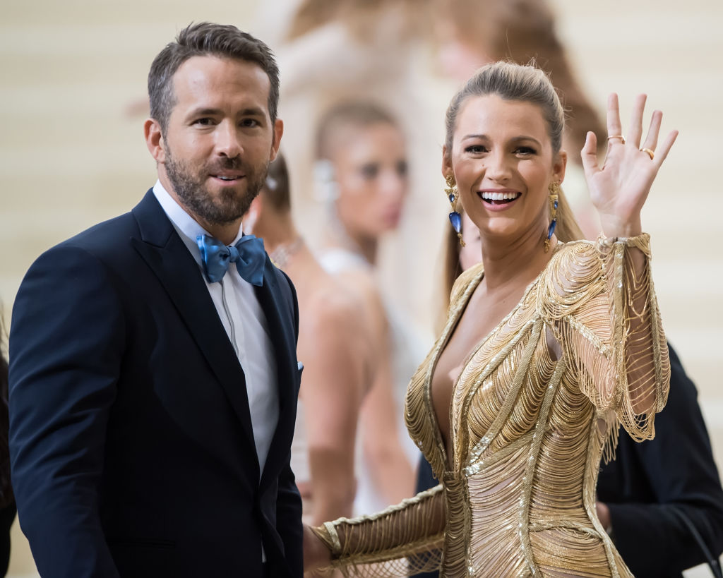 Ryan Reynolds wished Blake Lively a happy birthday in the most hilarious way