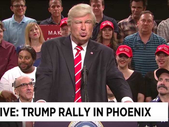 Dialect Coach Praises Alec Baldwin's Trump Impersonation