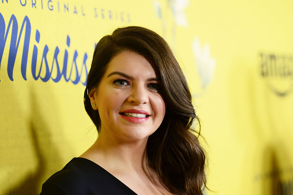 Casey Wilson shared a picture of her newborn son just a few days after giving birth, and he has the cutest name