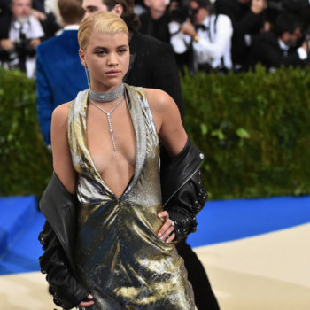 Sofia Richie made an inspiring promise to herself on her 19th birthday, and we should all follow her lead