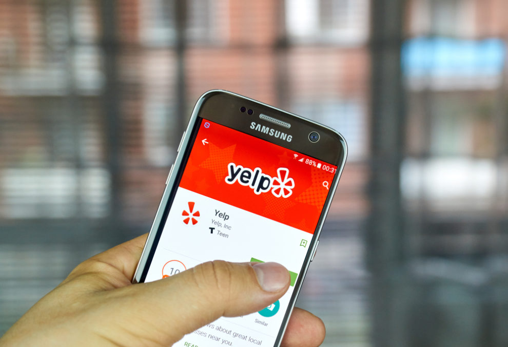 This man got kicked off Yelp for posting the funniest reviews