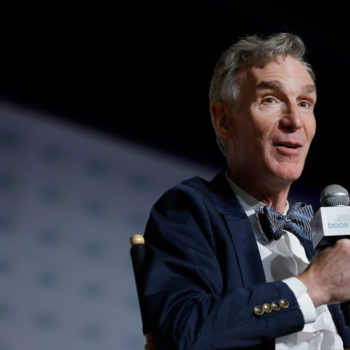 Bill Nye is suing Disney, claiming that they owe him an out-of-this-world amount of money in profits