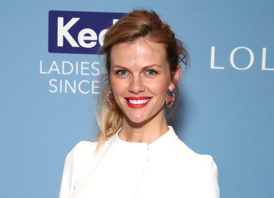 """Brooklyn Decker claims she looks like """"zombie Taylor Swift,"""" and now we can't unsee it"""