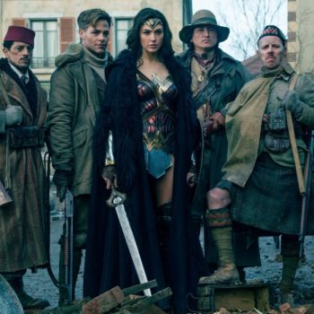 Patty Jenkins thinks Wonder Woman is the superhero our world needs right now, and we couldn't agree more