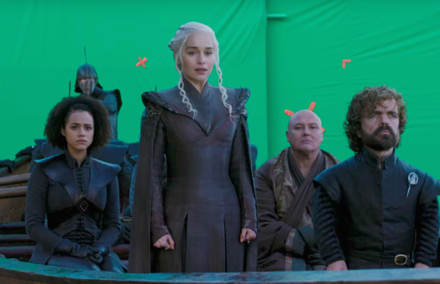 "Surprise, HBO just debuted a post-season ""Game of Thrones"" series"