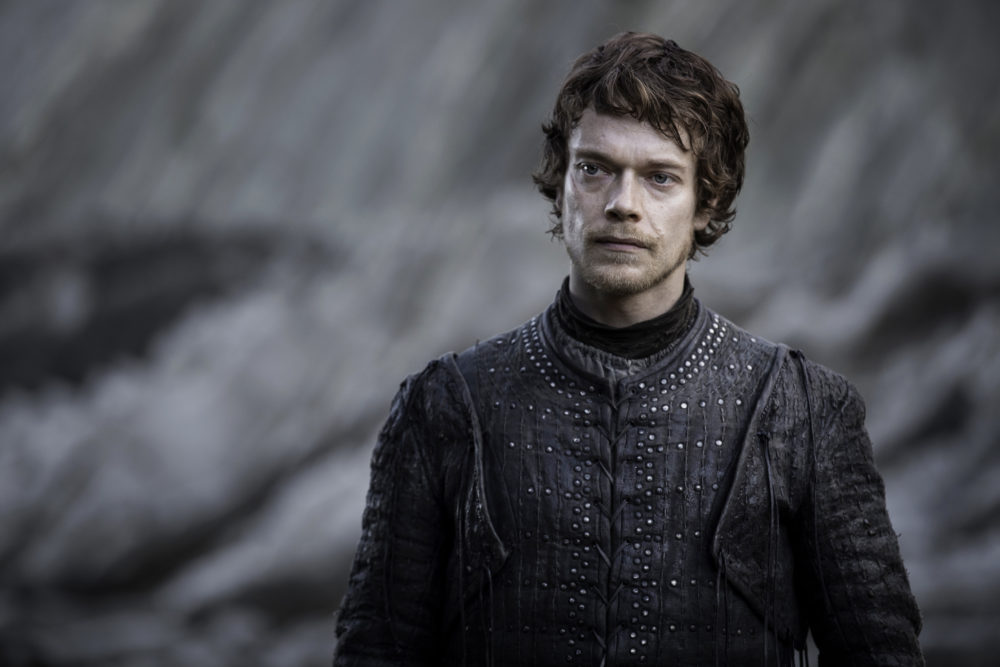 "Theon finally got his groove back, so looks like all isn't lost for Yara on ""Game of Thrones"""