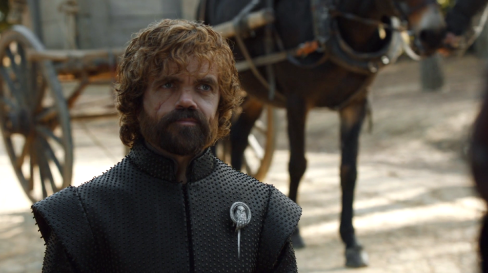 "Tyrion had four reunions in the ""Game of Thrones"" season finale, and only one of them was semi-murderous"