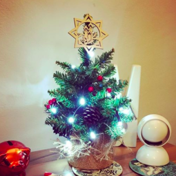 9 super cute Christmas decorations for a small apartment