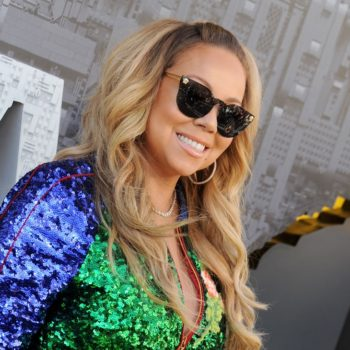 Mariah Carey's daughter Monroe just sang the most adorable duet on stage with her mom