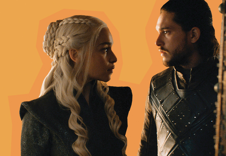 "In *defense* of Jon and Dany's relatively tame boat scene during the ""Game of Thrones"" season finale"