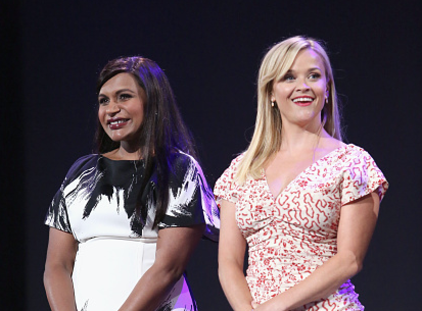 "Reese Witherspoon will guest star on ""The Mindy Project,"" and this is even better than a Wreath Witherspoon"