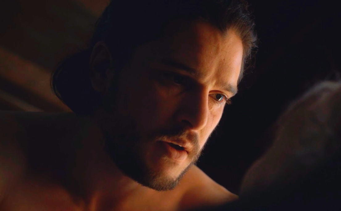 "Read about how ""Game of Thrones"" shot Dany and Jon's sex scene, and feel awkward about it for a few minutes"