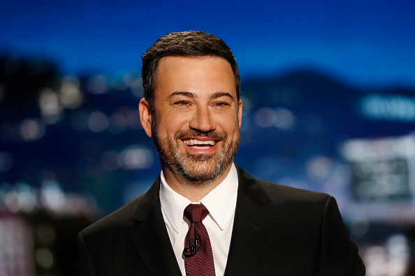 Jimmy Kimmel's son helped end his longtime feud with Jay Leno