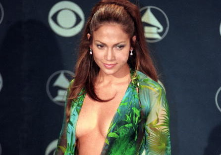 Jennifer Lopez's iconic Grammys dress can pretty much be yours for $50