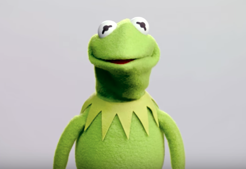 The new voice of Kermit the Frog has been revealed, and we don't know how to feel