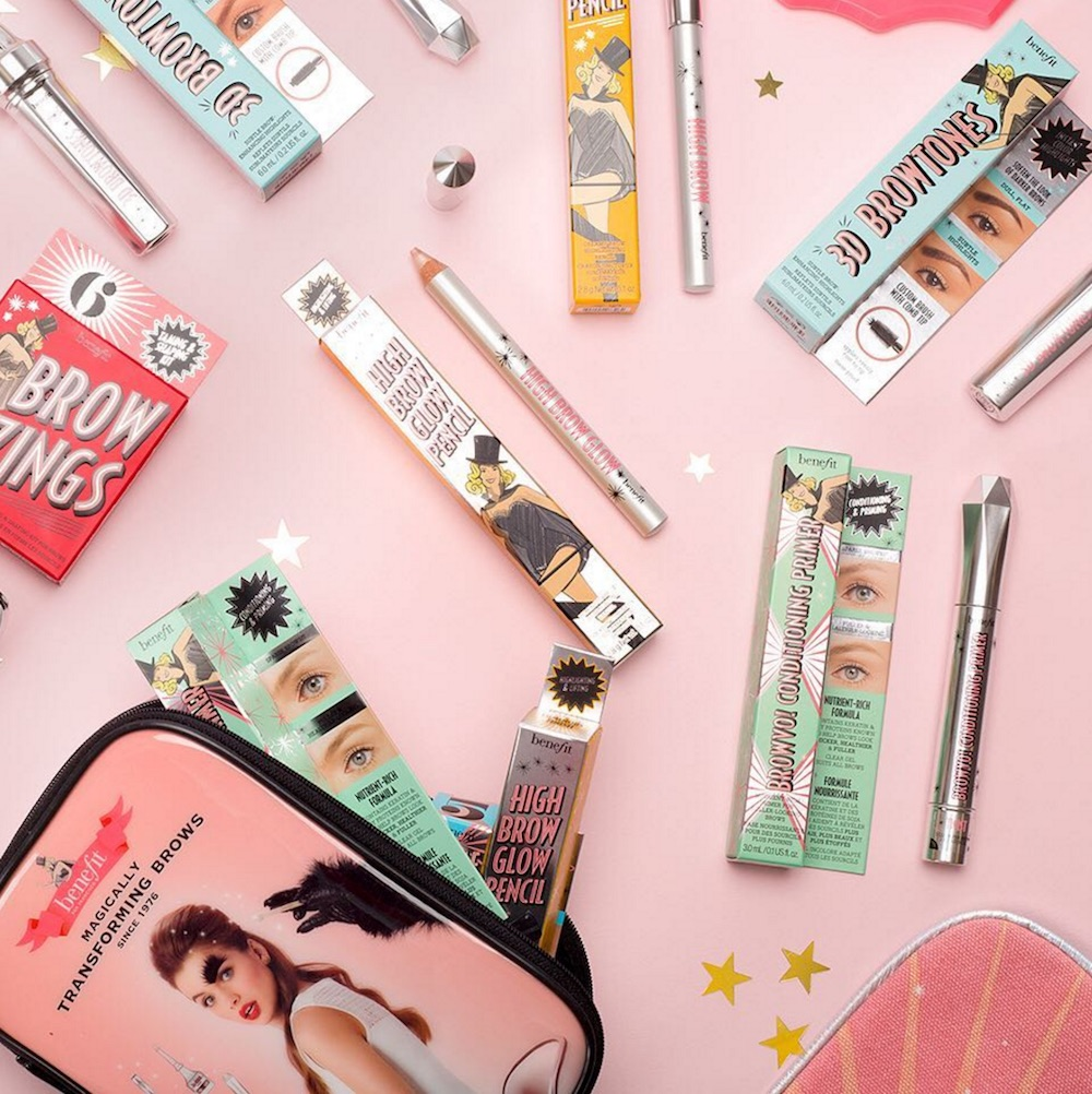 Benefit's new Foolproof Brow Powder is a shortcut to flawless brows