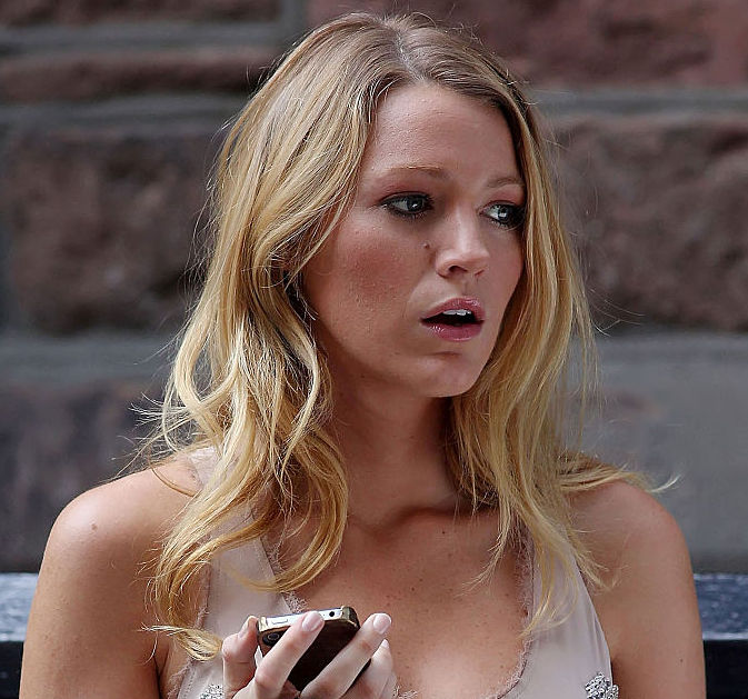 "A potential ""Gossip Girl"" reboot would make Serena van der Woodsen a psycho killer, and say what now?"