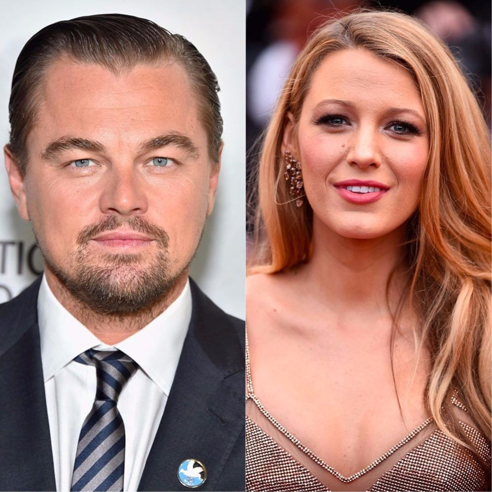 Blake Lively used to send photos of dolls to Leonardo DiCaprio, and we have so many questions