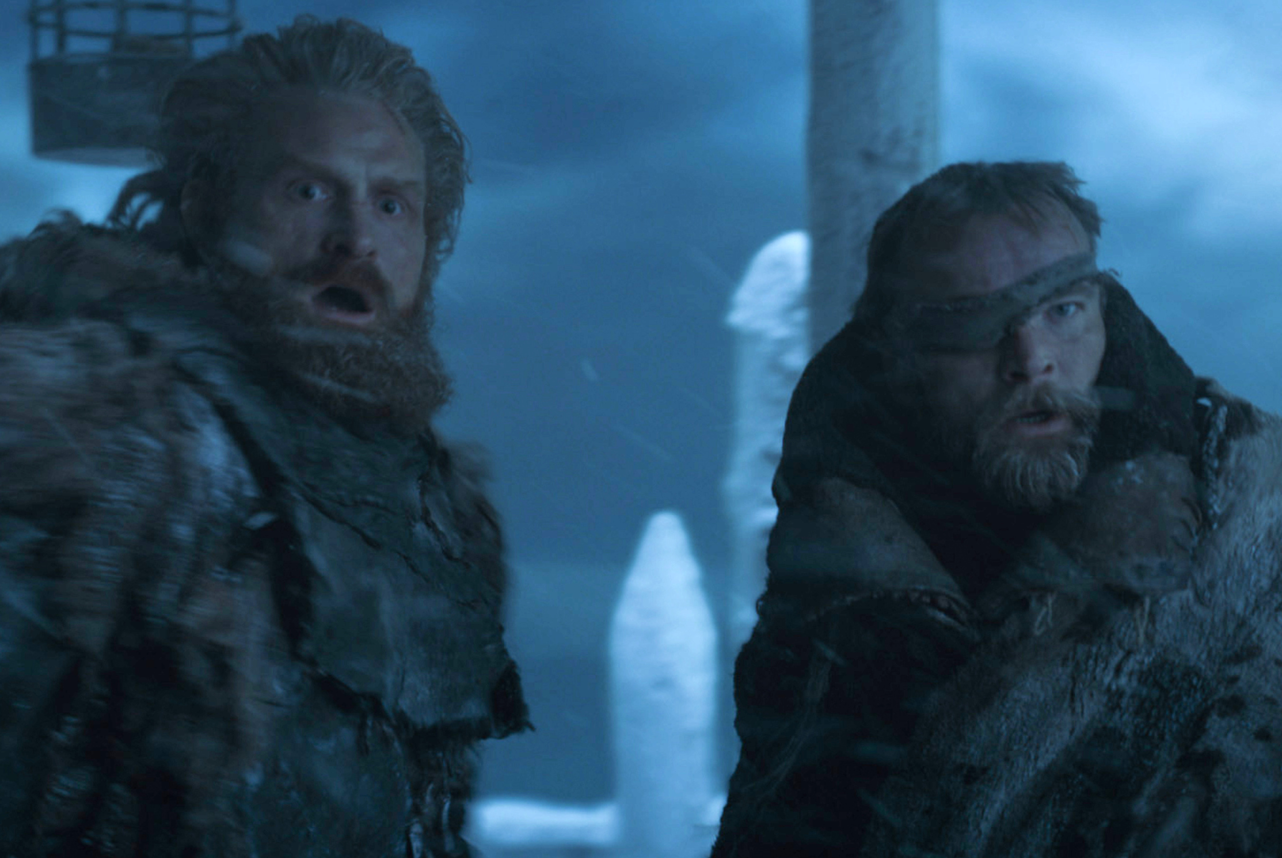 "We all missed this hella ominous moment at the end of ""Game of Thrones"" Season 7"