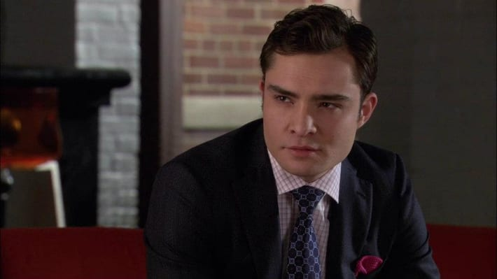 Ed Westwick (aka Chuck Bass) still has no idea who Gossip Girl is, and what?