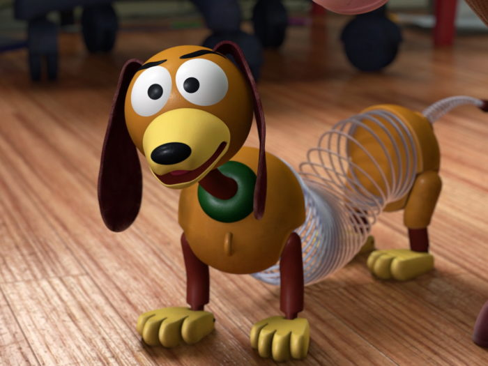 Disney gives fans a sneak peek of new Slinky Dog Dash ride